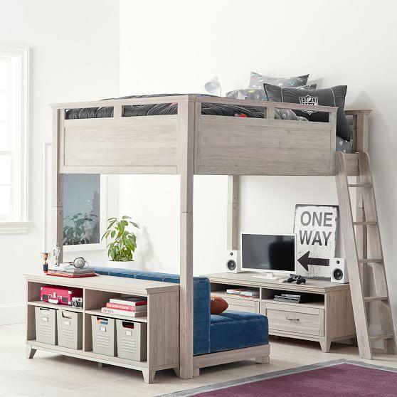 large loft bed