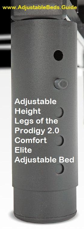 Prodigy 2.0 Comfort Elite Adjustable Leg Height