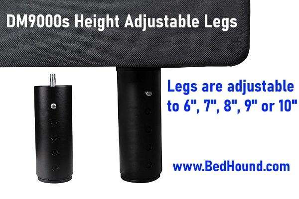 Adjustable-height-legs