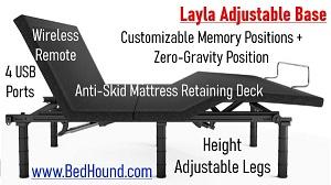Layla Adjustable Base