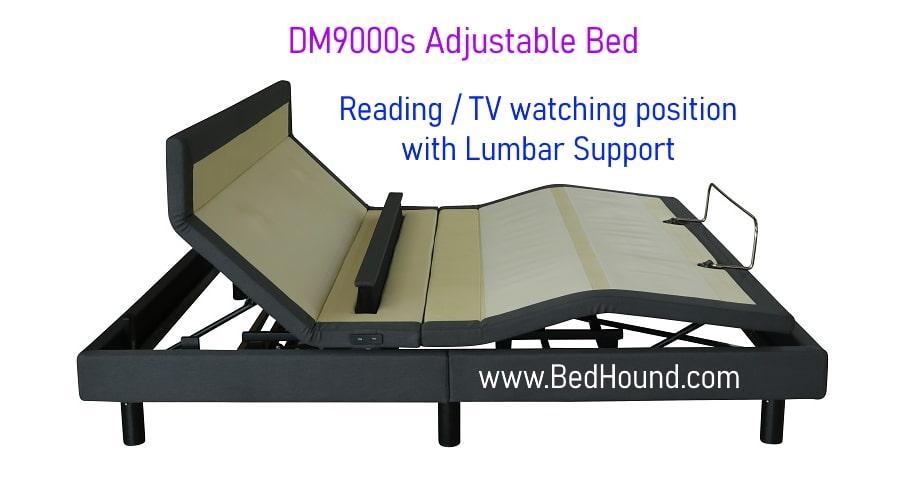 Pillow-tilt-and-lumbar-support-of-dm9000s
